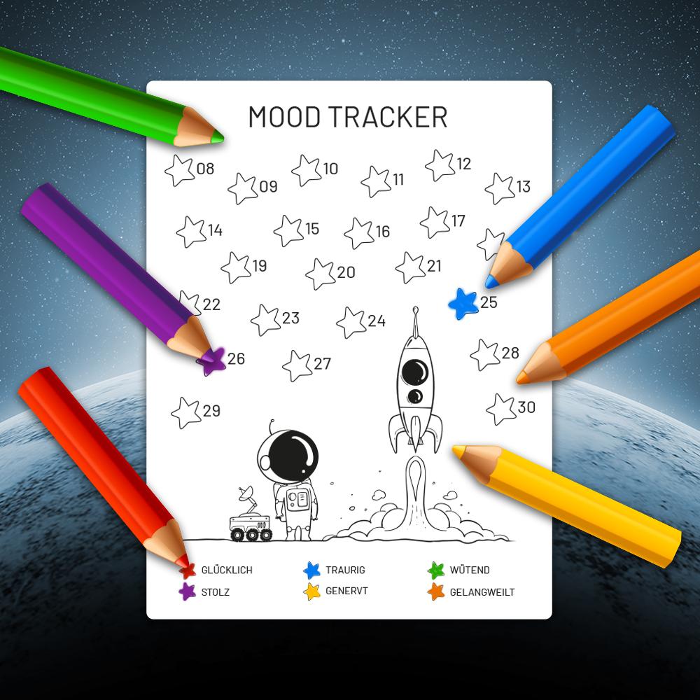 Download MOOD TRACKER